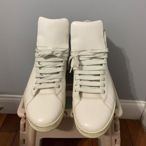 Tom Ford Men's Russel High-Top Sneaker (Size 15)